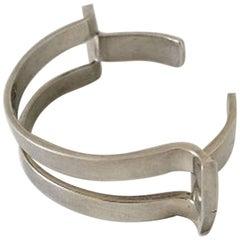 Georg Jensen Sterling Silver Bracelet by Bent Gabrielsen #246