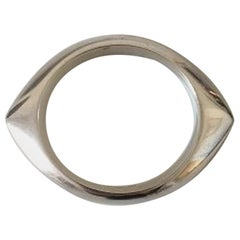 Georg Jensen Sterling Silver Bracelet by Nanna Ditzel #111
