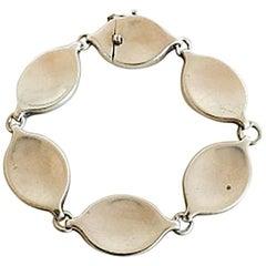 Georg Jensen Sterling Silver Bracelet No 171