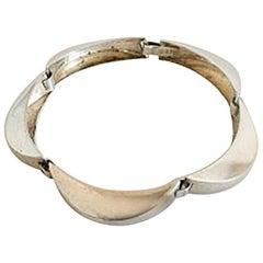 Georg Jensen Sterling Silver Bracelet No 175