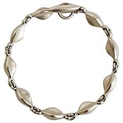 Georg Jensen Sterling Silver Bracelet No 180