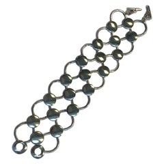 Georg Jensen Sterling Silver Bracelet No 464 Regitze Overgaard