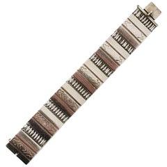 Georg Jensen Sterling Silver Bracelet No. 65