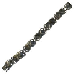 Georg Jensen Sterling Silver Bracelet No 98