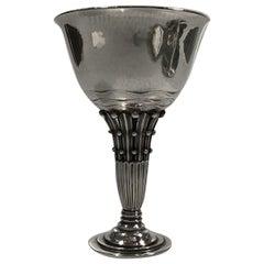 Georg Jensen Sterling Silver Cup on Stem/Goblet No. 309B
