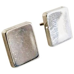 Georg Jensen Sterling Silver Flemming Eskildsen Cufflinks No 84