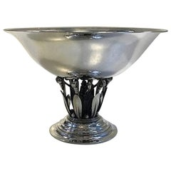 Georg Jensen Sterling Silver Footed Bowl No 242