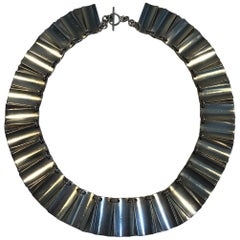 Georg Jensen Sterling Silver Necklace No 113 Arno Malinowski