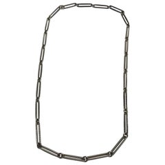 Georg Jensen Sterling Silver Necklace No 195 A