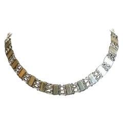 Georg Jensen Sterling Silver Necklace No 63