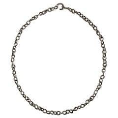 Georg Jensen Sterling Silver Necklace Offspring by Jacqueline Rabun No 433