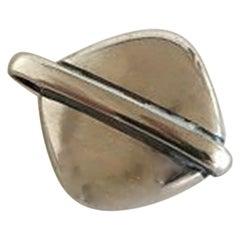 Georg Jensen Sterling Silver Pendant