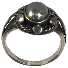 Georg Jensen Sterling Silver Ring No 1