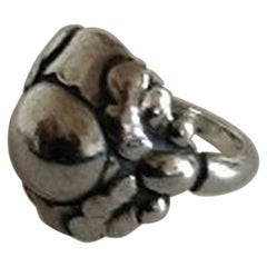 Georg Jensen Sterling Silver Ring No. 11A