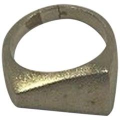 Georg Jensen Sterling Silver Ring No 141