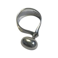 Georg Jensen Sterling Silver Ring No. 156 Torun