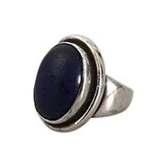 Georg Jensen Sterling Silver Ring No 46A