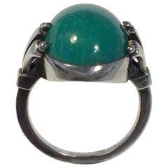 Georg Jensen Sterling Silver Ring No 51