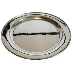 Georg Jensen Sterling Silver Round Dish No 210C