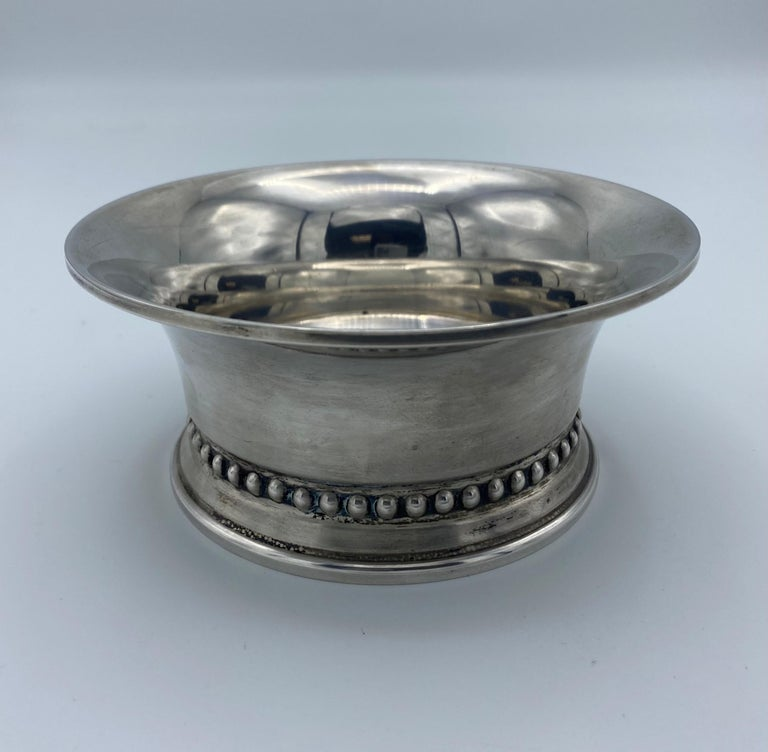 Georg Jensen Sterling Silver Small Dish Bowl, #520 1
