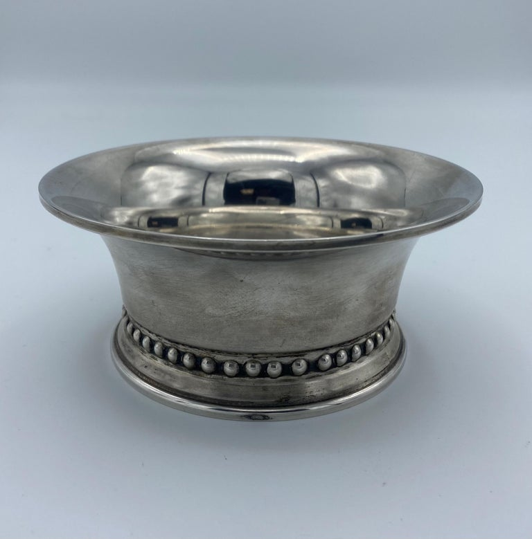 Georg Jensen Sterling Silver Small Dish Bowl, #520 2