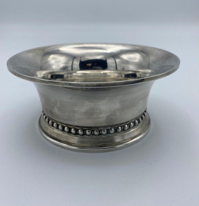 Georg Jensen Sterling Silver Small Dish Bowl, #520 3