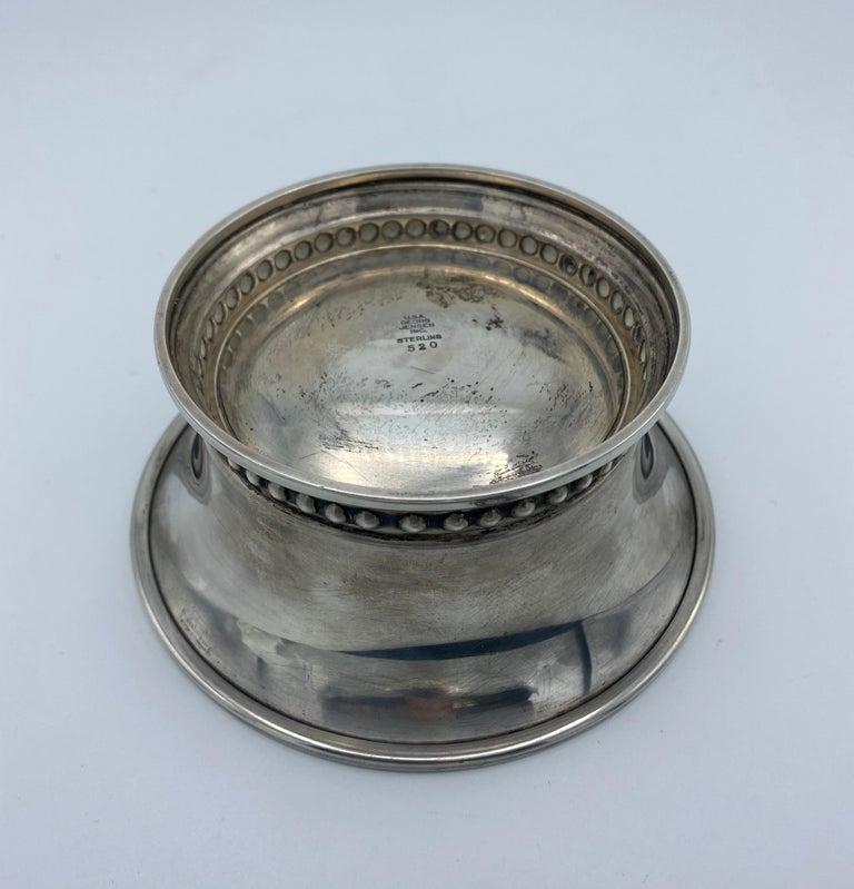 Georg Jensen Sterling Silver Small Dish Bowl, #520 4