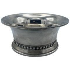 Georg Jensen Sterling Silver Small Dish Bowl, #520