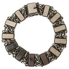 Georg Jensen Vintage Bracelet in Sterling Silver No 75