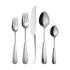 Georg Jensen Vivianna Cutlery Giftbox in Stainless Steel by Vivianna Bülow-Hübe