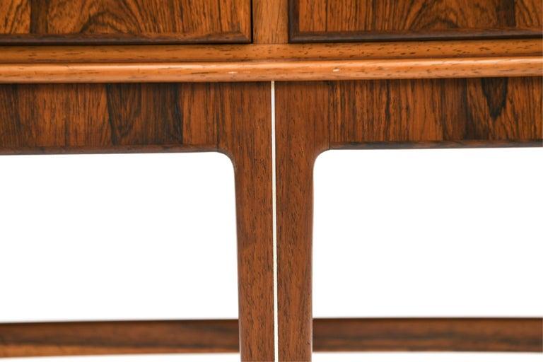 Georg Kofoed Danish Rosewood Sideboard Cabinet 5