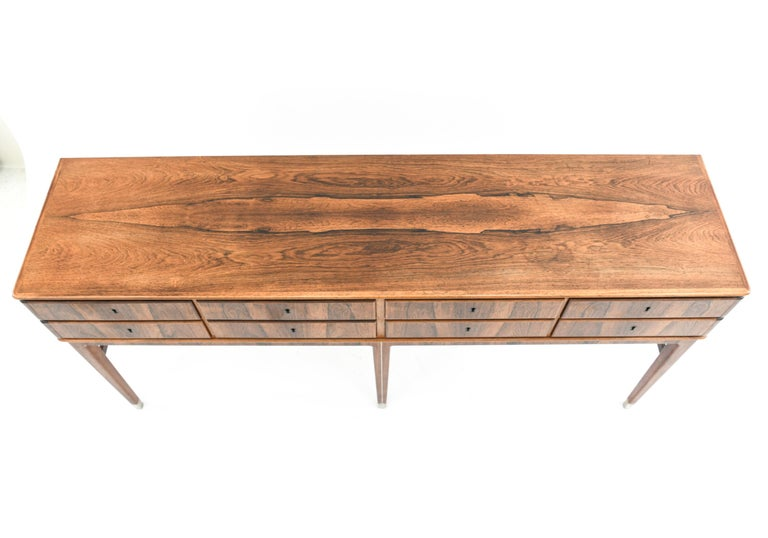 Mid-Century Modern Georg Kofoed Danish Rosewood Sideboard Cabinet