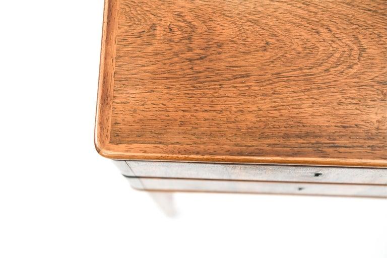 Georg Kofoed Danish Rosewood Sideboard Cabinet In Good Condition In Norwalk, CT