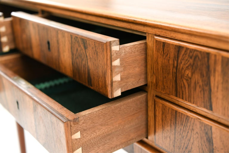 Georg Kofoed Danish Rosewood Sideboard Cabinet 1