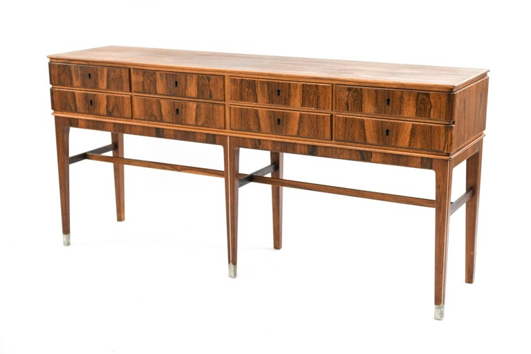 Georg Kofoed Danish Rosewood Sideboard Cabinet 2