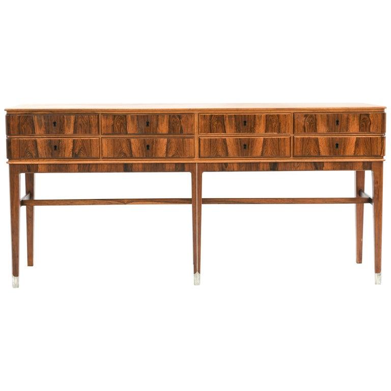 Georg Kofoed Danish Rosewood Sideboard Cabinet