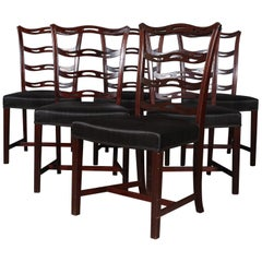 Georg Kofoed Set of Dining Chairs
