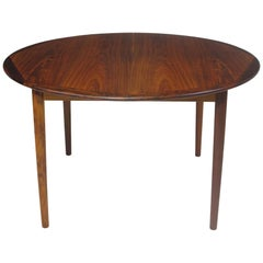 Georg Petersens Walnut Dining Table