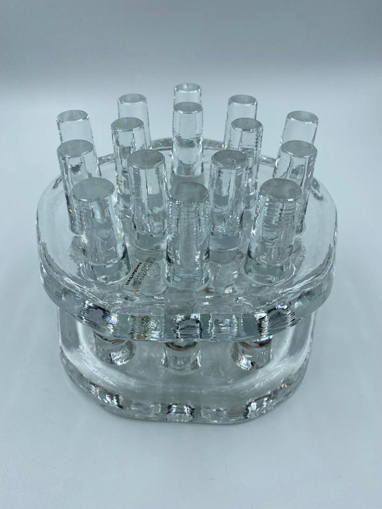 Georg Shutte Glass Food Warmers, Germany, 1970s Teawarmer For Sale 1