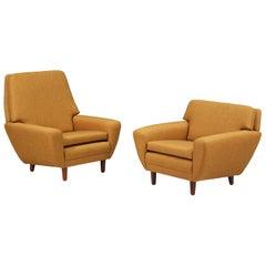 Georg Thams Model-79 Lounge Chairs for Vejen Polstermøbelfabrik
