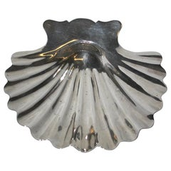 George 111 Silver Butter Shell, Dated 1809, William Ellerby, London Assay