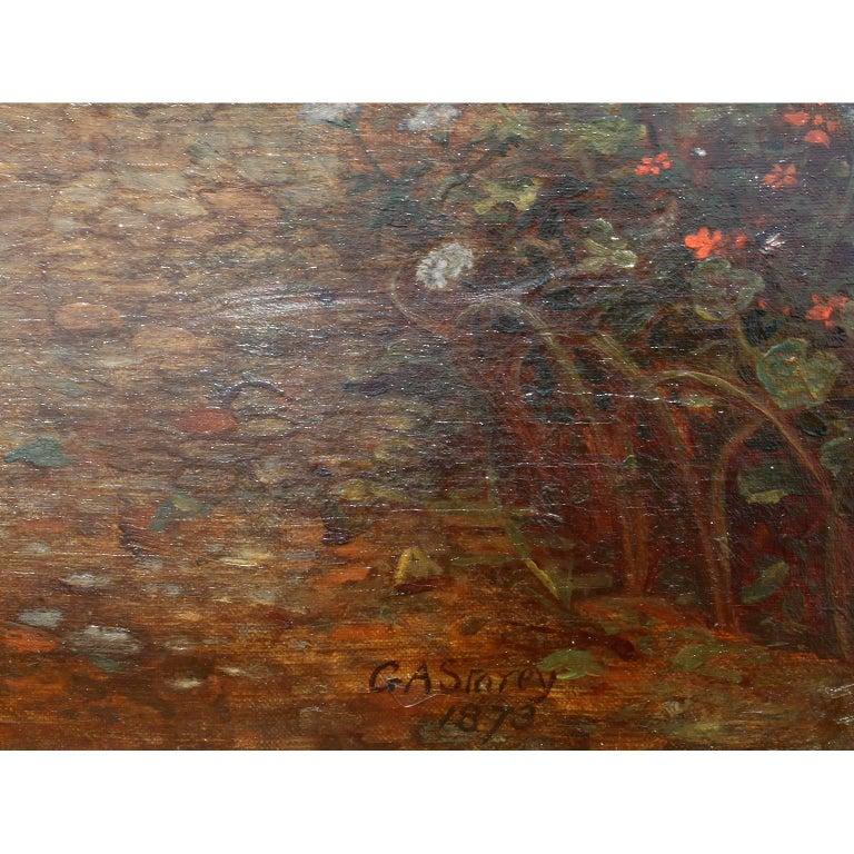George Adolphus Storey Oil on Canvas