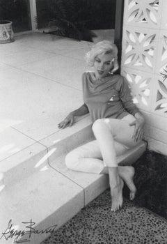 Marilyn Monroe Barefoot Vintage Original Photograph