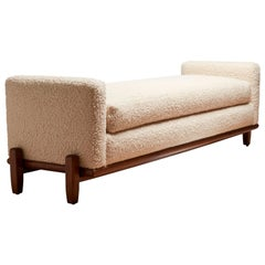 George Bench by Brian Paquette for Lawson-Fenning