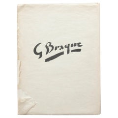 George Braque Book