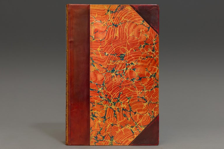 George Catlin, Notes of Eighty Years' Travels In Good Condition For Sale In New York, NY