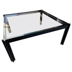 George Ciancimino, Glass Table, 1978