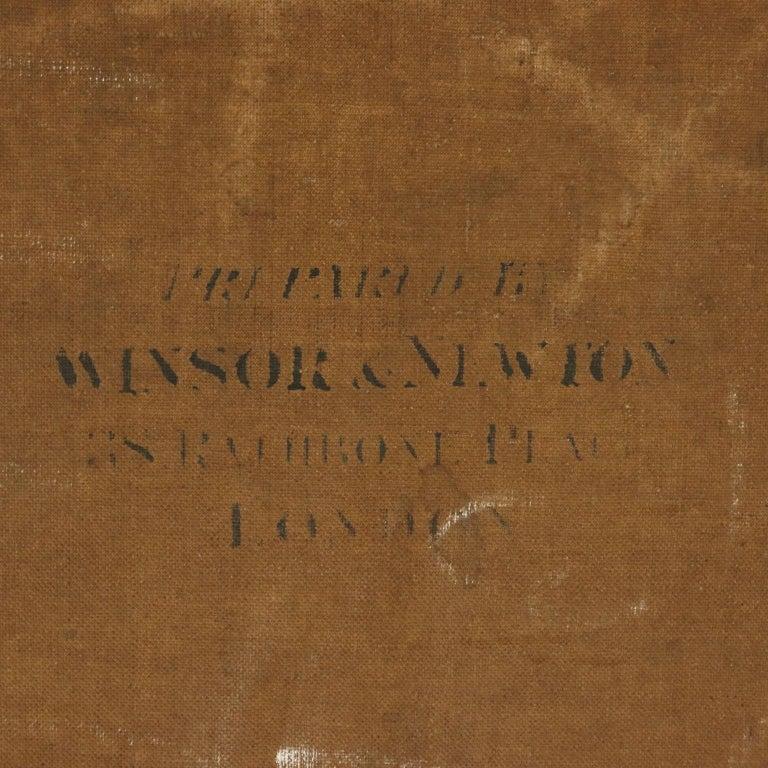 Landscape by George Clarkson Stanfield Fluvial Landscape 1869 11