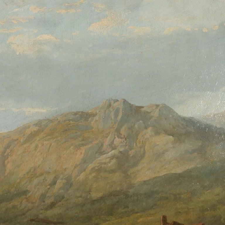 Landscape by George Clarkson Stanfield Fluvial Landscape 1869 5