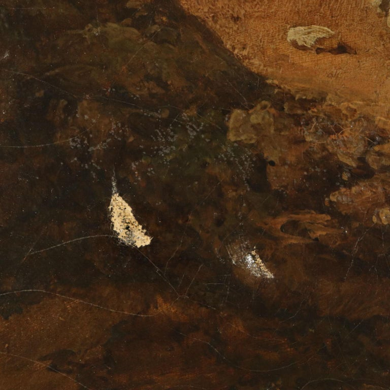 Landscape by George Clarkson Stanfield Fluvial Landscape 1869 6